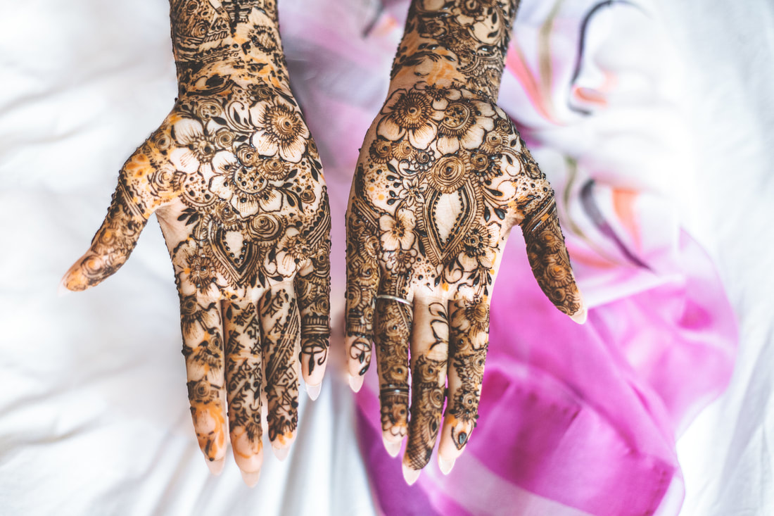 Henna Party Etiquette : Category henna